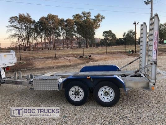 2014 Auswide Alloy Plant Trailer DOC Trucks - Trailers for Sale