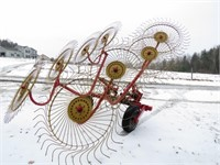 Tonutti Hay Rake | United Country Online Real Estate