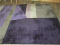New Wave 100% Wool Pile Area Rug 8ft x 11ft