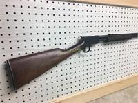 Winchester 22 Pump Rifle