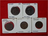 Weekly Coin & Currency Auction 1-26-18