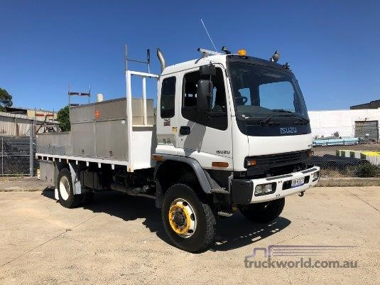 2005 Isuzu FTS 750 4x4 - Truckworld.com.au - Trucks for Sale