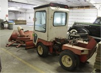 Hesston 140 Front Runner Articulate Lawn Mower | Smith Sales LLC