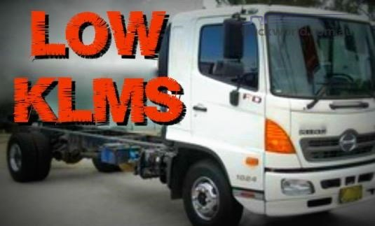 2010 Hino FD Southern Star Truck Centre Pty Ltd - Trucks for Sale