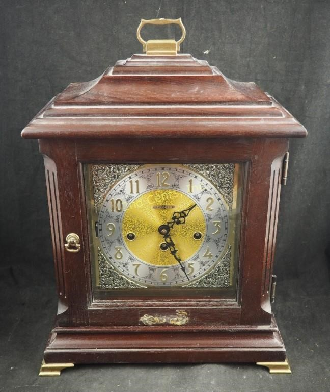 Howard Miller Key Westminster Chime Mantel Clock | 2nd Cents Inc