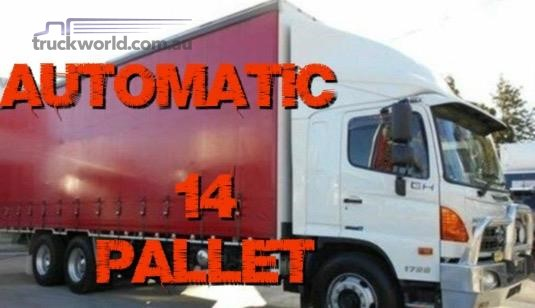 2010 Hino GH Southern Star Truck Centre Pty Ltd - Trucks for Sale