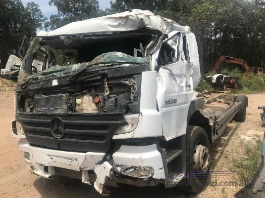 2006 Mercedes Benz Atego - Wrecking for Sale