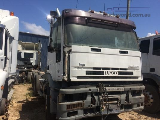 2000 Iveco Eurotech Wrecking for Sale
