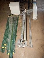 ladder rack for vechile