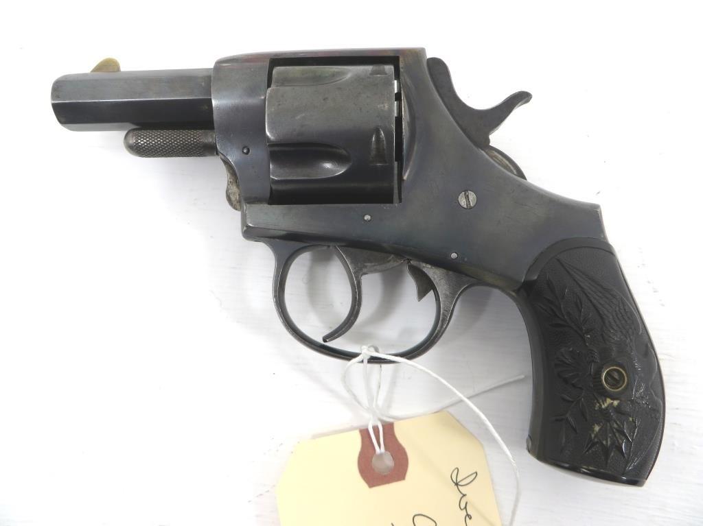 Iver Johnson American Bulldog Revolver Cal 38 Christys Of Indiana