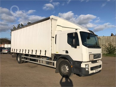 57595ab422 Used VOLVO FE Trucks for sale in the United Kingdom - 46 Listings ...