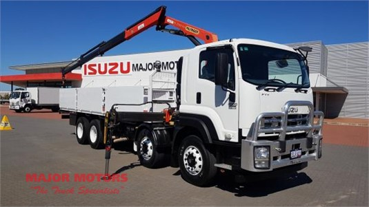 2014 Isuzu other Major Motors - Trucks for Sale