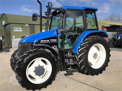 NEW HOLLAND TS100 for sale in Ireland - 14 Listings | Farm