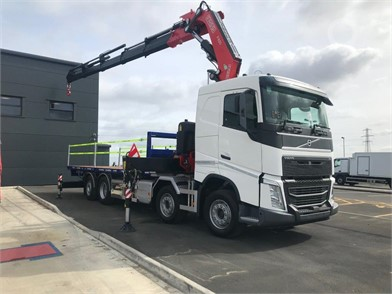 f124248b14 Used VOLVO Crane Trucks for sale in the United Kingdom - 36 Listings ...