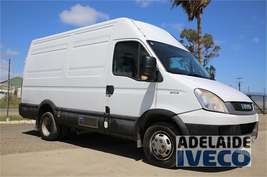 2010 Iveco Daily 50c17 Adelaide Iveco - Light Commercial for Sale