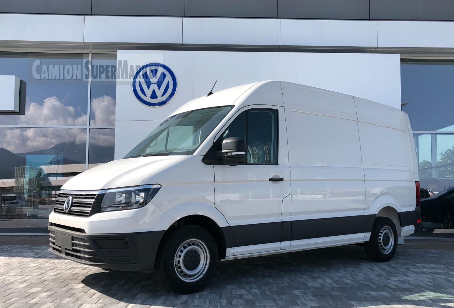 Volkswagen CRAFTER Nuovo 2018