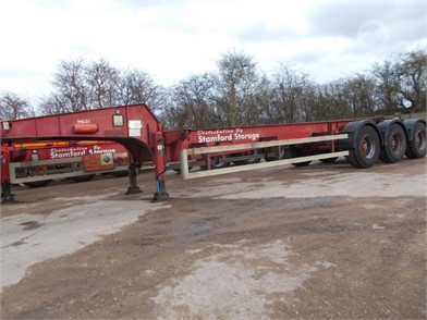 f2e35d2db8 Used Skeletal Trailers for sale in the United Kingdom - 18 Listings ...