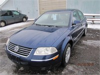 January 16, 2018 - Online Vehicle Auction