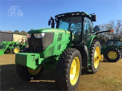 John Deere Tractors For Sale In Forsyth, Georgia - 741