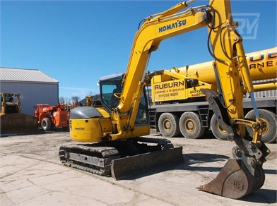KOMATSU PC78MR For Rent - 3 Listings | RentalYard com - Page