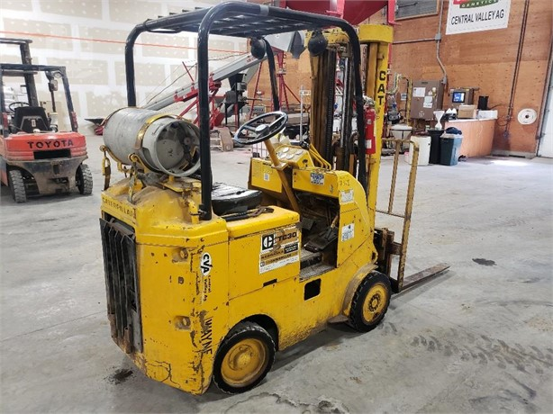 CATERPILLAR TC30 Forklifts Auction Results - 16 Listings