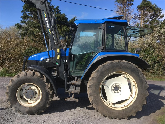 Used NEW HOLLAND TS110 For Sale in West Cork, Ireland (ID: 25930259