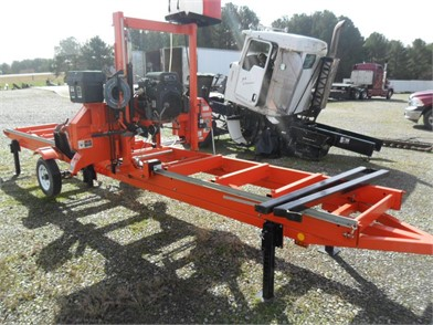 WOOD-MIZER Forestry Equipment Auction Results - 11 Listings
