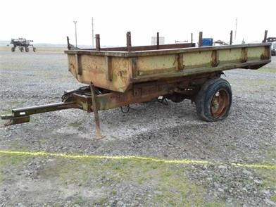 12' S/A MILITARY DUMP TRAILER Other Auction Results - 1