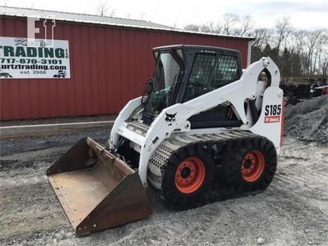 Lot # - 2007 BOBCAT S185 For Sale In Littlestown, Pennsylvania