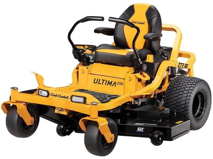 Cub Cadet Launches Ultima Series Of Residential Zero Turn