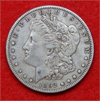 Weekly Coin & Currency Auction 1-12-18