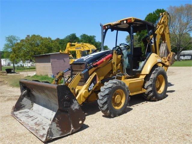 2007 CAT 420E IT For Sale In Gonzales, Louisiana