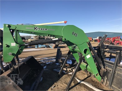 KOYKER 645 For Sale - 2 Listings | TractorHouse com - Page 1
