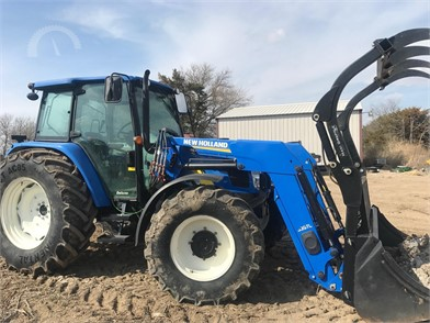 NEW HOLLAND T5070 Online Auction Results - 4 Listings