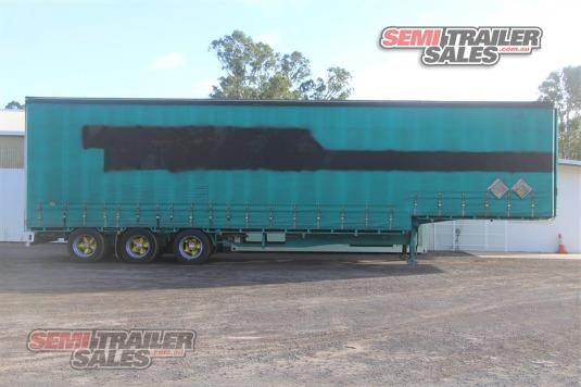 2004 Freighter Drop Deck Curtainsider Semi Trailer Sales - Trailers for Sale