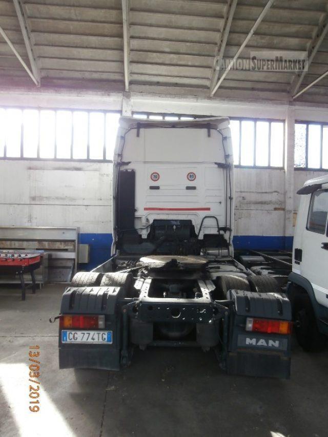 MAN TGA18.460XXL used 2004 Friuli-Venezia Giulia
