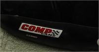 Full Size Black Racing Car Hood Wall Decor