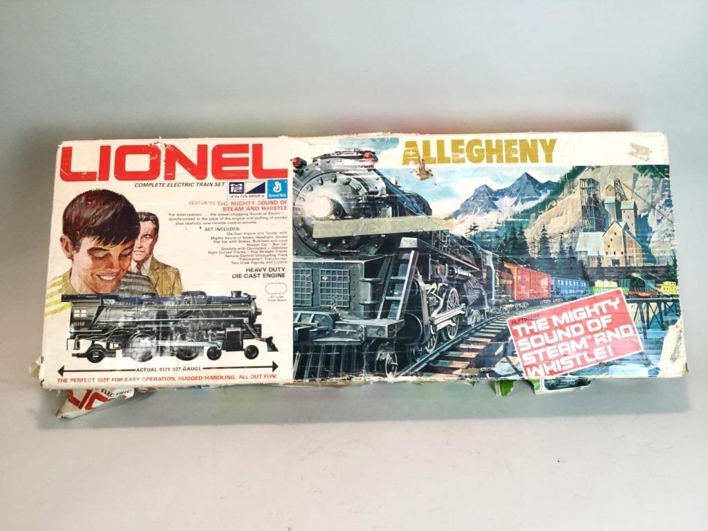 LIonel Allegheny Train Set 6-1284