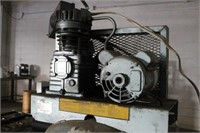 C' Aire Air Compressor, 5HP, 220 Single Phase