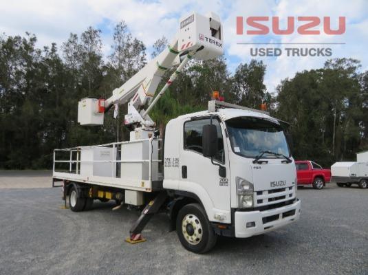2008 Isuzu FSR 700 Long Used Isuzu Trucks - Trucks for Sale