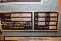SCOTCHMAN 4014-CM IRONWORKER ON CART