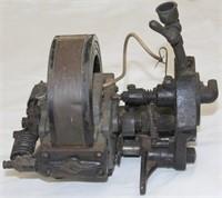 Webster magneto on NH 5hp engine bracket | Auction Report