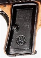 Gun Beretta Brevet 418 Semi Auto Pistol in  25 ACP | AZFirearms com