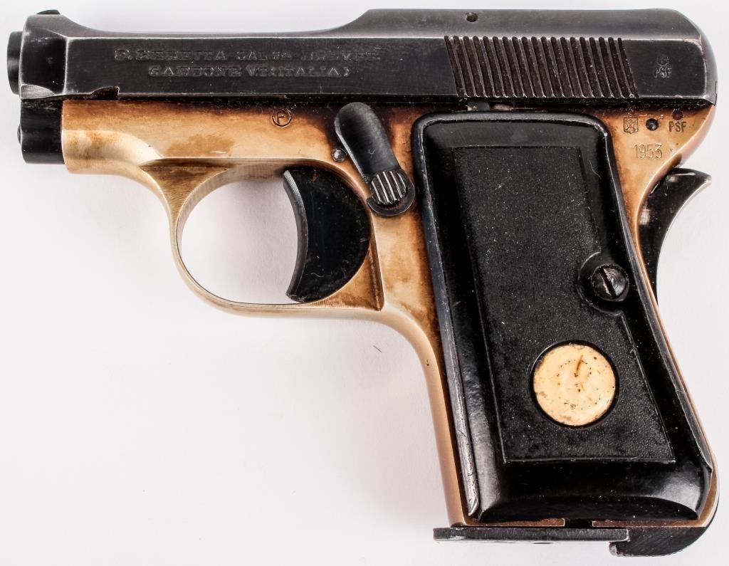 Gun Beretta Brevet 418 Semi Auto Pistol in  25 ACP   AZFirearms com