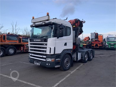 1647bd8085 Used SCANIA Crane Trucks for sale in the United Kingdom - 45 ...