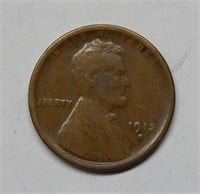 Weekly Coin & Currency Auction 1-5-18