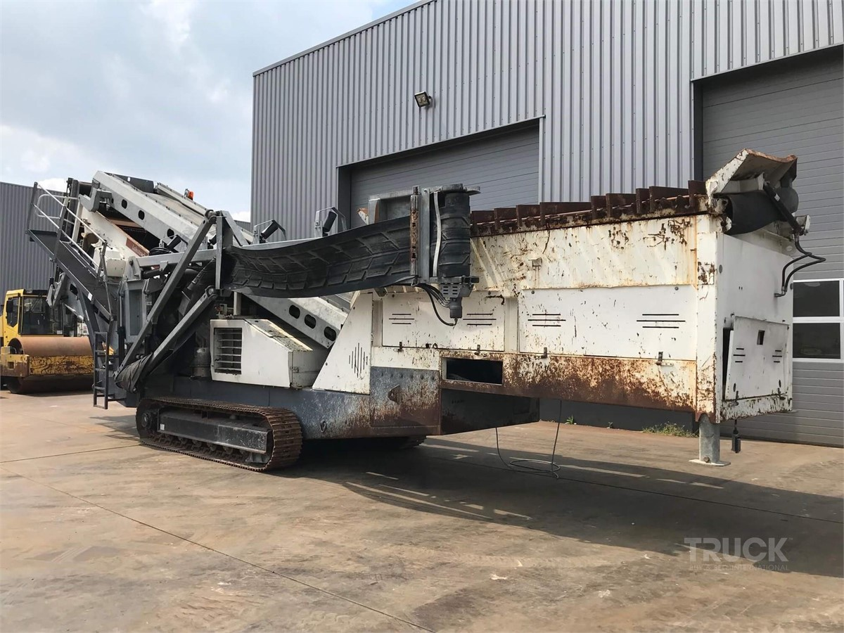 Metso Lt7150 - find the best Used vehicles offers