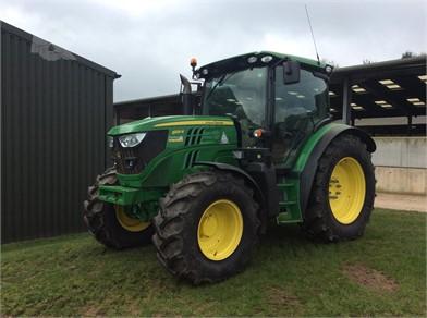 Used JOHN DEERE 6125R for sale in Ireland - 5 Listings