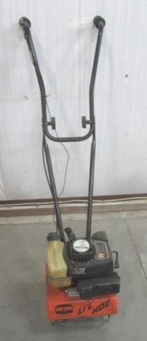 Lot 1743bw Hoffco Lil Hoe Gas Rototiller W Compression