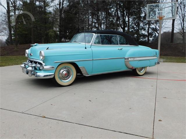 Chevrolet Bel Air >> 1954 Chevrolet Bel Air